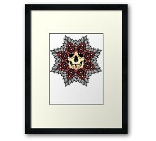 Rose of Decay Framed Print