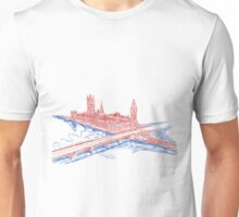 Westminster Palace and Big Ben Unisex T-Shirt