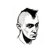 Travis Bickle by Deadbeef