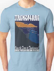 Trenzalore Cemetery Tours T-Shirt