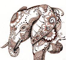 Elephant by Elisa Camera