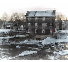 Grist Mill by Richard Bean