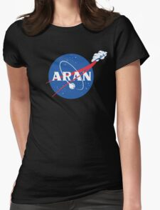 Metroid Space Program: Breaking Orbit Womens Fitted T-Shirt