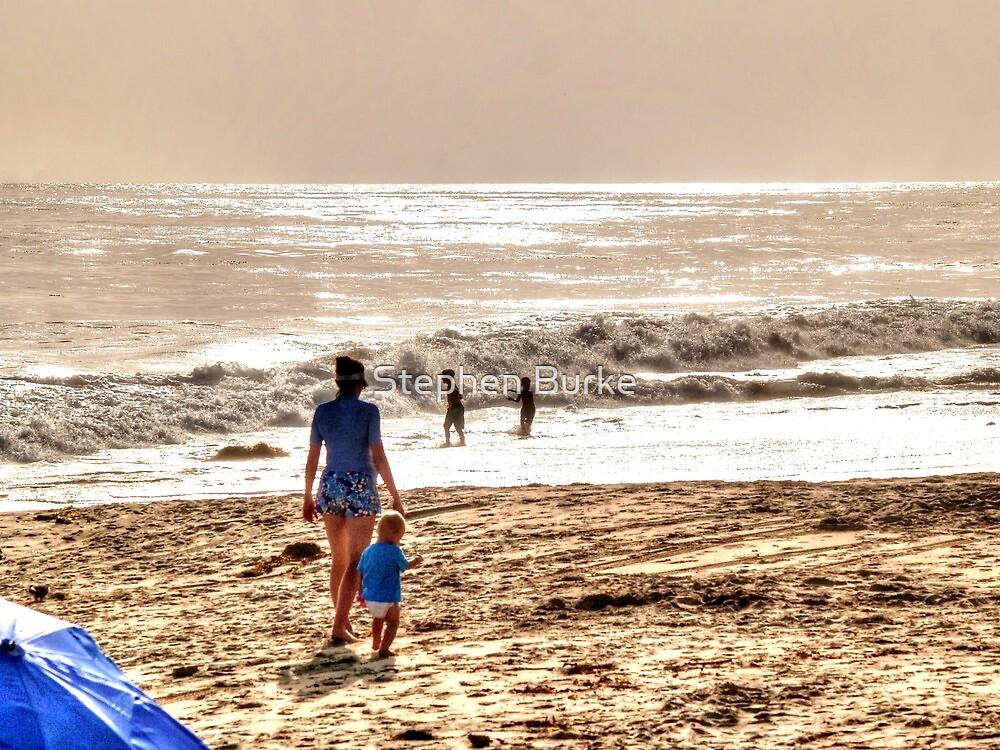 Seaside by Stephen Burke