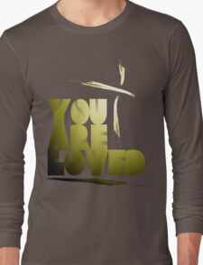 You Are Loved- Spotlight Long Sleeve T-Shirt