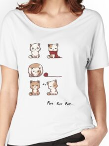 Soft Kitty Women's Relaxed Fit T-Shirt