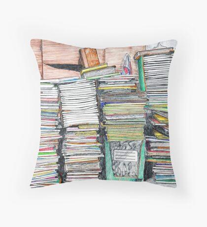 Stash Throw Pillow