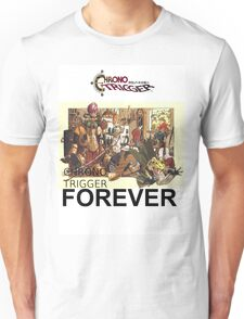 CHRONO FOREVER. Unisex T-Shirt