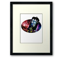 Doctor's New Assistant Framed Print