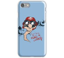 Fear and Loathing in the Mushroom Kingdom iPhone Case/Skin
