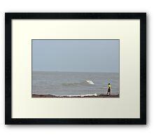 Take A Moment Framed Print