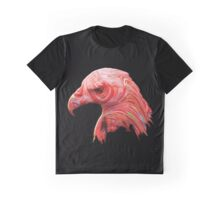 American Flame Graphic T-Shirt