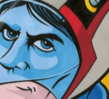 G-Force/Gatchaman/Battle of the Planets Sticker