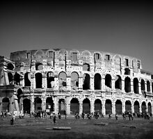 Rome, The Colosseum by orsinico