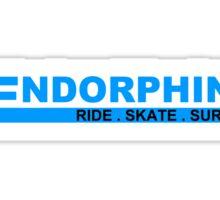 Ride Skate Surf Sticker