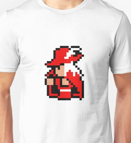 pixel red mage Unisex T-Shirt