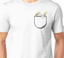 Adventure Time: Lady Rainicorn Pocket Unisex T-Shirt