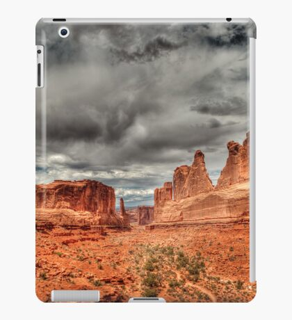 Arches National Park - Wall Street iPad Case/Skin