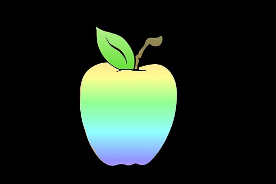 A is for Apple by aprilann