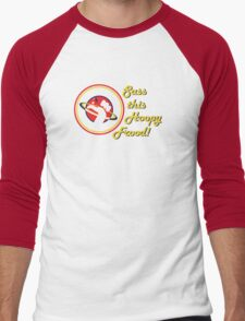 Sass this Hoopy Frood Men's Baseball ¾ T-Shirt