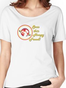 Sass this Hoopy Frood Women's Relaxed Fit T-Shirt