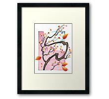 CherryBlossoms Framed Print