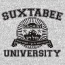 Suxtabee University by rexraygun