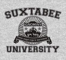 Suxtabee University Kids Clothes