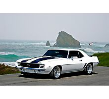 1969 Camaro Super Sport Photographic Print