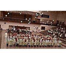 St. Clairsville Class of 2013 Photographic Print