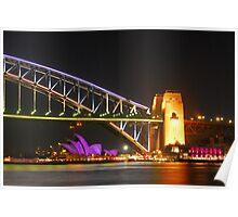 Vivid - Sydney Opera House Poster
