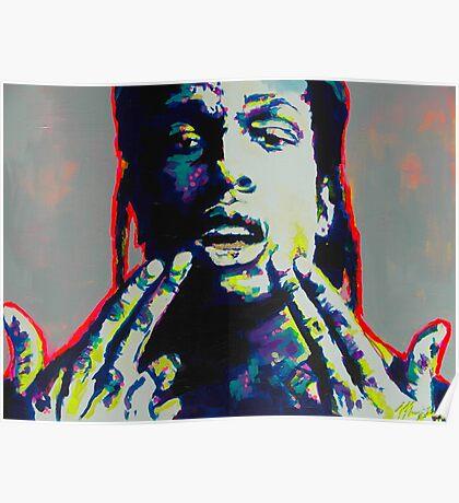 A$VP Rocky 2.0 Poster