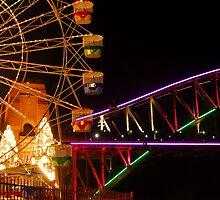 Vivid - From Luna Park by kelliejane