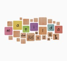 Matilda the Musical by grcekang