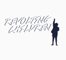 Revolting Chlidren Sticker by grcekang