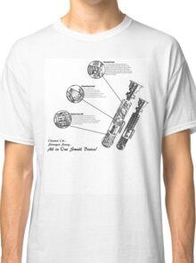 Star Wars Lightsaber Schematics Classic T-Shirt
