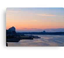 Halifax, Nova Scotia Canvas Print
