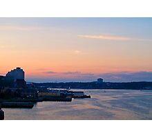 Halifax, Nova Scotia Photographic Print