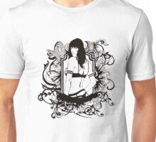Pin up t-shirt art  Unisex T-Shirt