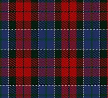10022 John Patterson Clan/Family Tartan Fabric Print Ipad Case by Detnecs2013