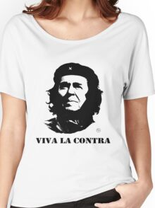 Viva La Contra Women's Relaxed Fit T-Shirt