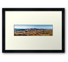The Valley of Tallangatta Framed Print