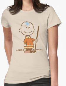 The Last Peanut Womens Fitted T-Shirt