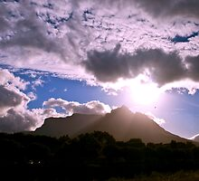 Table Mountain by TB-Photography-