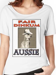 FAIR DINKUM Women's Relaxed Fit T-Shirt