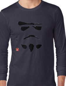 Star Wars Droid Minimalistic Painting Long Sleeve T-Shirt