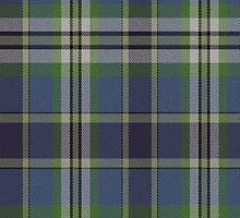 02477 Multnomah County, Oregon E-fficial Fashion Tartan Fabric Print Iphone Case by Detnecs2013