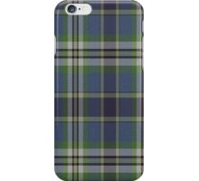 02477 Multnomah County, Oregon E-fficial Fashion Tartan Fabric Print Iphone Case iPhone Case/Skin