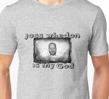 joss whedon is my god Unisex T-Shirt
