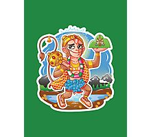 Hanuman - Hindu God - Bunch of Bhagwans Photographic Print